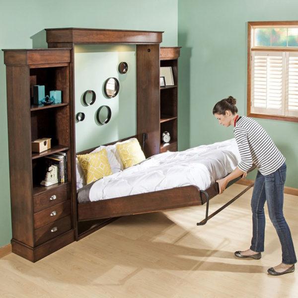 шкаф кровать невидимка трансформер