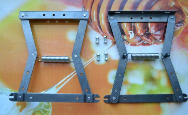 Купить механизм трансформации дивана Тик-так большой 402Б, МТСМ-25, 579-01, 363