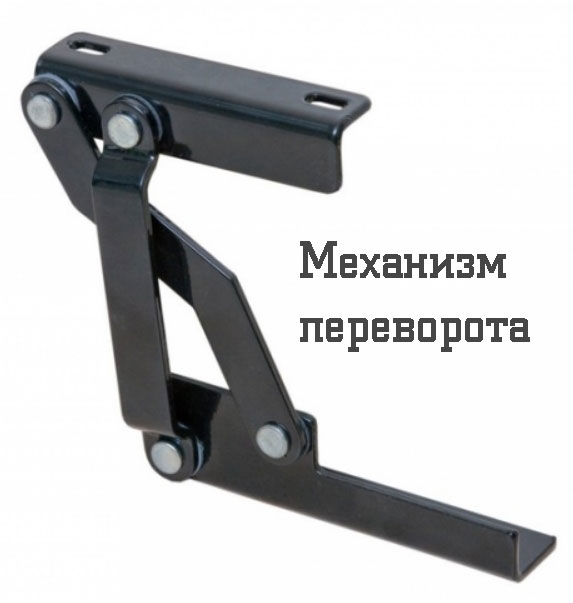Купить механизм трансформации переворота 075 СИС для дивана тахта фото цена
