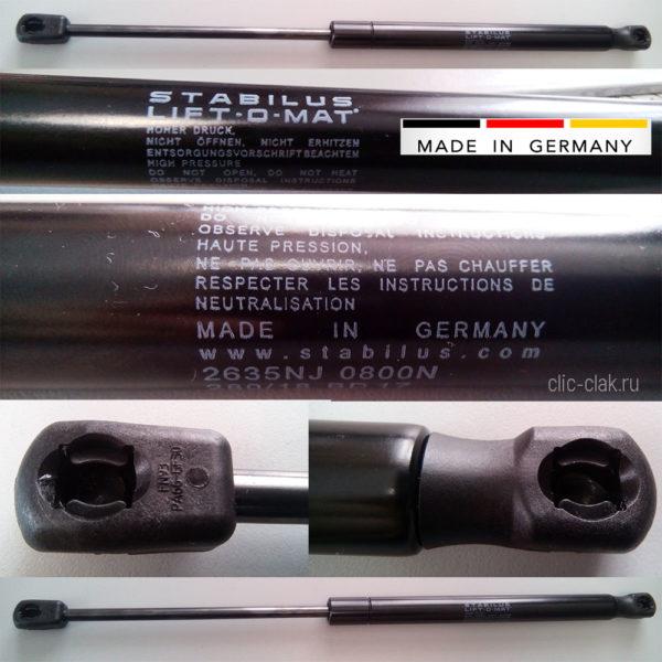 Купить газ-лифт STABILUS lift-o-mat stabix 385 мм мебельный аметист механизм подъема кровати Летто